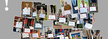 Kampagne gegen Gewalt