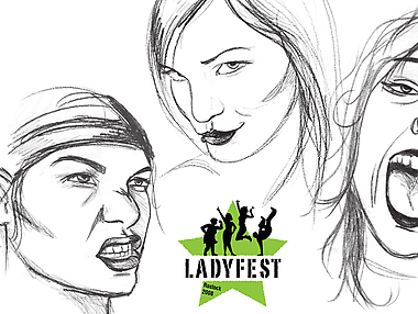 Ladyfest CD